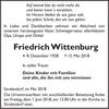 Friedrich Wittenburg