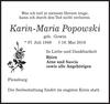 Karin-Maria Popowski