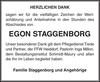 EGON STAGGENBORG