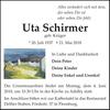 Uta Schirmer
