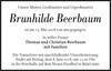 Brunhilde Beerbaum