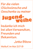 Jugend-weihe