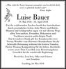 Luise Bauer