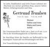 Gertraud Traulsen