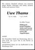 Uwe Thams