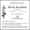 Marlis Bandholt