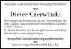 Dieter Czerwinski