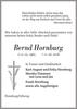 Bernd Hornburg