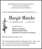 Margit Matzke