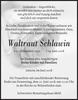 Waltraut Schlawin