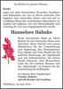 Hannelore Dahnke