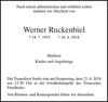 Werner Ruckenbiel