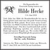 Hilde Hecke