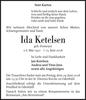 Ida Ketelsen