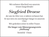 Siegfried Droese