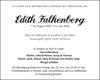 Edith Falkenberg