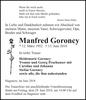 Manfred Goroncy