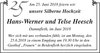 Hans-Werner und Telse Heesch