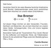 Ilse Bremer