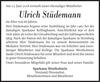 Ulrich Stüdemann