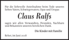 Claus Ralfs
