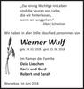 Werner Wulf