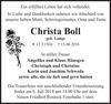 Christa Boll