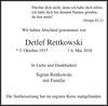 Detlef Rettkowski