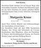 Margarete Kruse