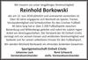 Reinhold Borkowski