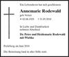 Annemarie Rodewald
