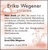 Erika W egener