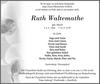 Ruth Waltemathe