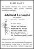 Adelheid Lubowski