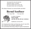 Bernd Senftner