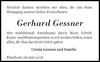 Gerhard Gessner