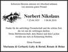 Norbert Nikolaus