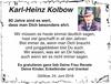 Karl-Heinz Kolbow