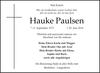 Hauke Paulsen