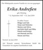 Erika Andreßen