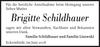 Brigitte Schildhauer