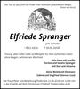 Elfriede Spranger