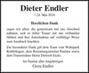 Dieter Endler