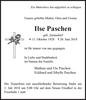 Ilse Paschen