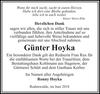 Günter Hoyka