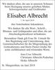 Elisabet Albrecht