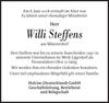 Willi Steffens