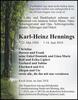Karl-Heinz Hennings