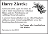 Harry Ziercke