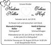 Nadine Neller Tobias Heß